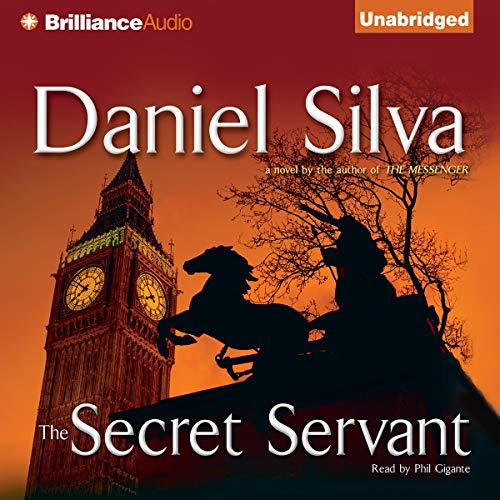 The Secret Servant                   Auteur(s):                                                                                                                                 Daniel Silva                               Narrateur(s):                                                                                                                                 Phil Gigante                      Durée: 10 h et 47 min     7 évaluations     Au global 4,9