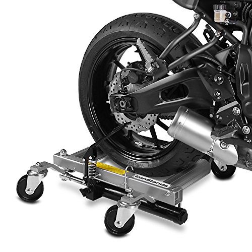 Pedana Sposta Moto Compatibile con BMW R 1200 GS/Adventure Carrello CSHD