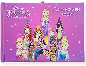 WDW Park Walt Disney World Disney Princess Autograph Book Disney Parks