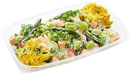 [冷蔵] 1日分の緑黃色野菜が摂れるサラダ