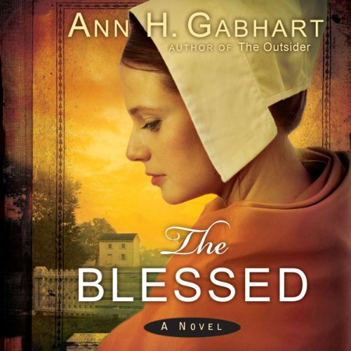 The Blessed audiobook cover art