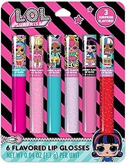 Taste Beauty LOL Surprise! 6 Piece Lip Gloss Set
