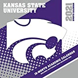 Kansas State Wildcats 2021 12x12 Team Wall Calendar