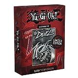 Fanattik Yu-Gi-Oh! Carta 3D Metallo - Slifer Il Drago del Cielo (Edizione Limitata)