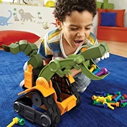 best dino toys for toddlers educational insights dino construction company