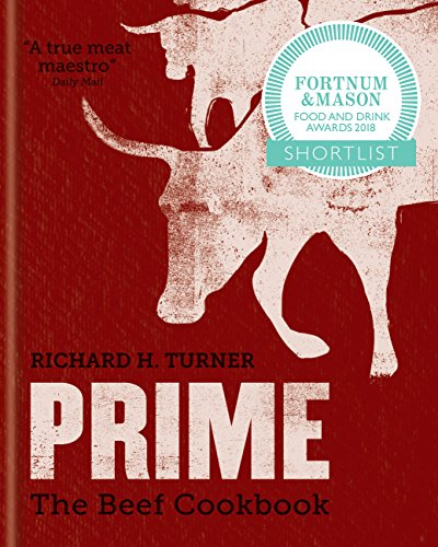 PRIME: The Beef Cookbook (English Edition)