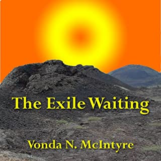 The Exile Waiting audiobook cover art