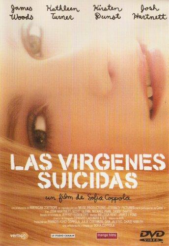 Las vírgenes suicidas [DVD]