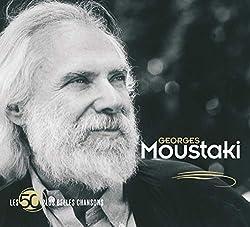 Les 50 Plus Belles Chansons : Georges Moustaki (Coffret 3 CD)
