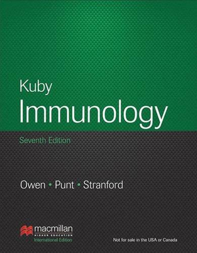 Kuby Immunology plus LaunchPad: International Edition
