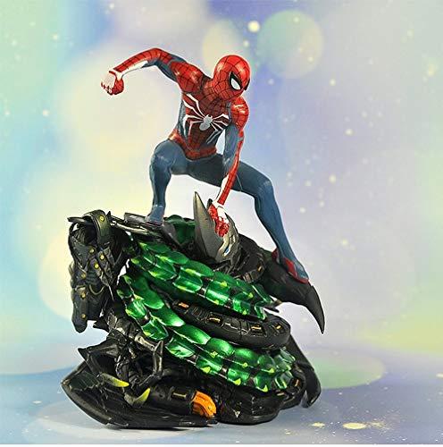 CBSTD Vengadores Capitán Marvel Thanos ironman spiderman Loki Doctor Strange Figuras de acción de PVC Avengers Endgame Dioarama (sin caja al por menor)