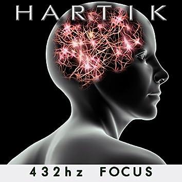 432HZ Focus (432 hz Brain focus sound)