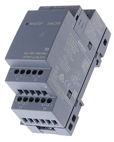 Siemens stlogo–Erweiterungsmodul DM8230R PU/I/O 230V/230V/Rele