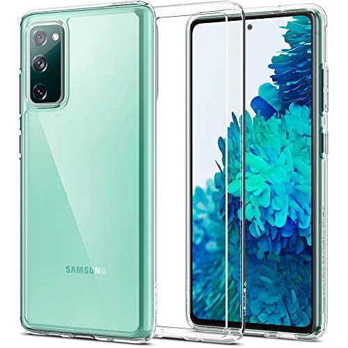 Spigen Ultra Hybrid Designed for Samsung Galaxy S20 FE 5G Case (2020) - Crystal Clear