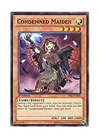 遊戯王 英語版 PRIO-EN038 Condemned Maiden 失楽の聖女 (ノーマル) 1st Edition