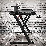 JR Knight – Gaming Desk extended (schwarz) - 3