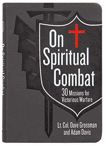 On Spiritual Combat: 30 Missions for Victorious Warfare (Faux Leather) – A Spiritual Warfare Guide for Military Members, Law Enforcement Officers, First Responders, and all Sheepdogs