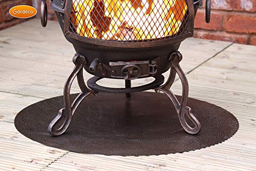 Modern Fire Pit for Outside