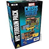 Marvel Crisis Protocol: NYC Terrain Expa