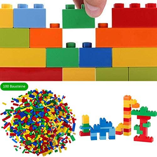 iNeego Bloques de Construcción 1000 Piezas Bloques de
