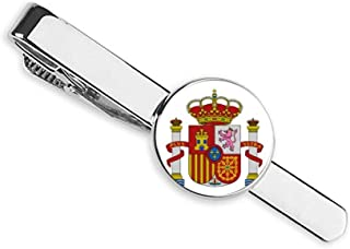 ربطة العنق كليب شريط الأعمال الوطنية شعار إسبانيا أوروبا