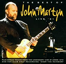 The Best of John Martyn: Live '91 by John Martyn (2001-02-26)