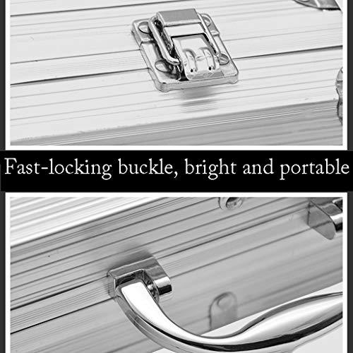 51KV0vUGIBL - Outdoor-Aluminium-Edelstahl-Grillzubehör Grillzubehör sechsteiliges Set BBQ-Werkzeug liefert Grill-Werkzeugsatz