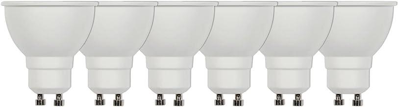 37131 50-Watt Equivalent MR16 Narrow Flood Dimmable Warm White LED Light Bulb with GU10 Base, 6-Pack