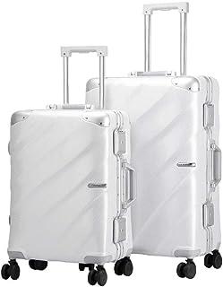 Luggage Trolley Case 24 Inch Fashion Twill Men's Suitcase Trolley Universal Wheel Personalized Trolley Luggage,E,24inch
