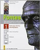 Fontes. Con Labor vertendiLIM. Per i Licei e gli Ist. magistrali. Con e-book. Con espansione online. Con libro (Vol. 1)