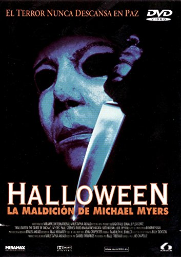 Halloween : La Maldicion De Michael Myers (Halloween: The Curse Of Michael Myers) [DVD]
