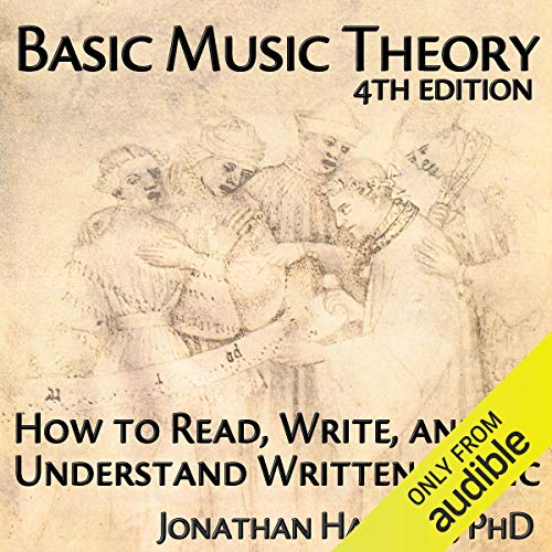 Basic Music Theory, 4th Edition Audiobook By Jonathan Harnum cover art