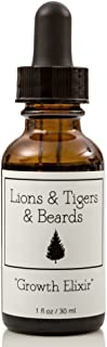 lions tigers and beards