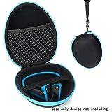 Protective Case for Bond Conduction Headphones by AfterShokz Trekz Titanium/Mini/Air, Bluez 2, 2S AS500, Sports Titanium, Trekz Air; Motorola S10, S11-Flex HD;Oanno, JUHALL, Borofone, Ear Shield