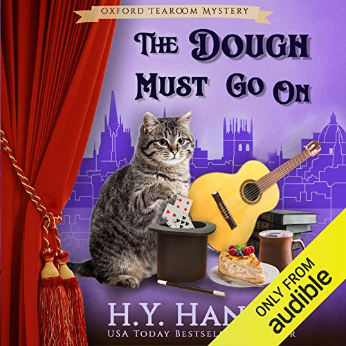 The Dough Must Go On: Oxford Tearoom Mystery Series, Book 9