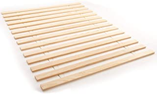 Best wood slats for full bed Reviews