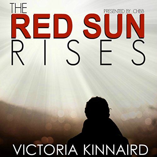 The Red Sun Rises audiobook cover art