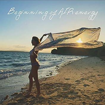 Beginning of AIR energy -432Hz Handpan Healing-