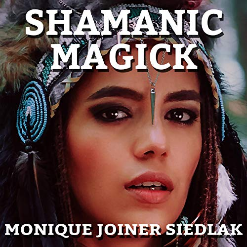 Shamanic Magick  By  cover art