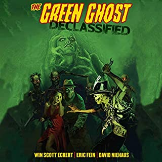 The Green Ghost Declassified cover art