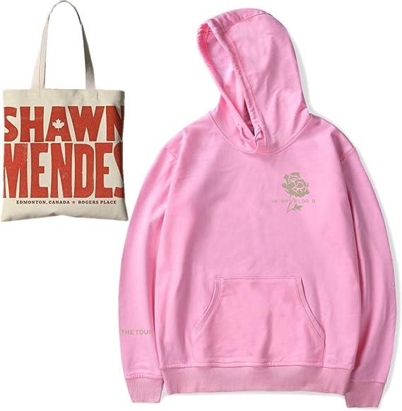Camisa de Entrenamiento Shawn Mendes Salvaje Bolsas de Hombro ...