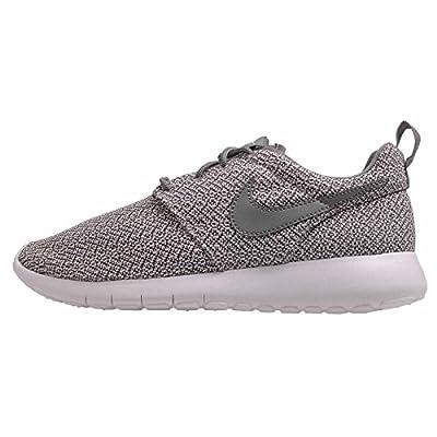 Nike Roshe One Big Kids Shoes Pure Platinum/Cool Grey/White 599728-037 (5.5 M US)