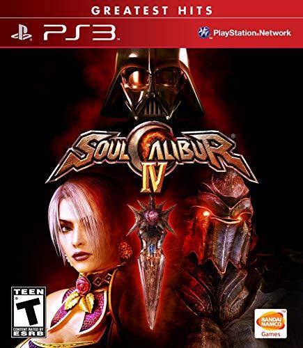 Soul Calibur IV - Playstation 3 (Renewed)