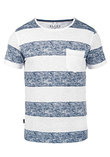 Blend Vegas 201704667ME T-Shirt, Größe:XL, Farbe:Navy (70230)