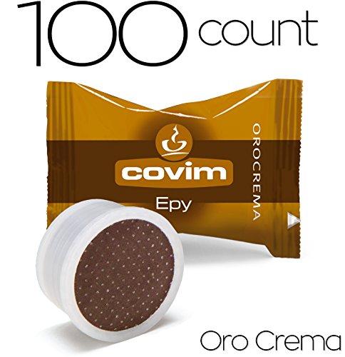 200 CAPSULE CAFFE' COVIM OROCREMA
