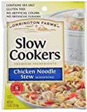 Orrington Farms Slow Cookers Chicken Noodle Soup Seasoning, 2.5 Ounce (Pack Of 12)