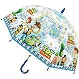 ディズニー 長傘 子供用 ジャンプ キャラクター子供ビニール傘 トイ・ストーリー 55cm