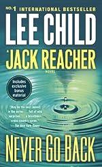 Never go back - A Jack Reacher Novel de Lee Child