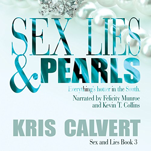 Sex, Lies & Pearls audiobook cover art