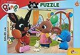 Liscianigiochi- Bing Facciamo Festa Gicoco per Bambini-Puzzle, 24 Pezzi, Multicolore, 77960